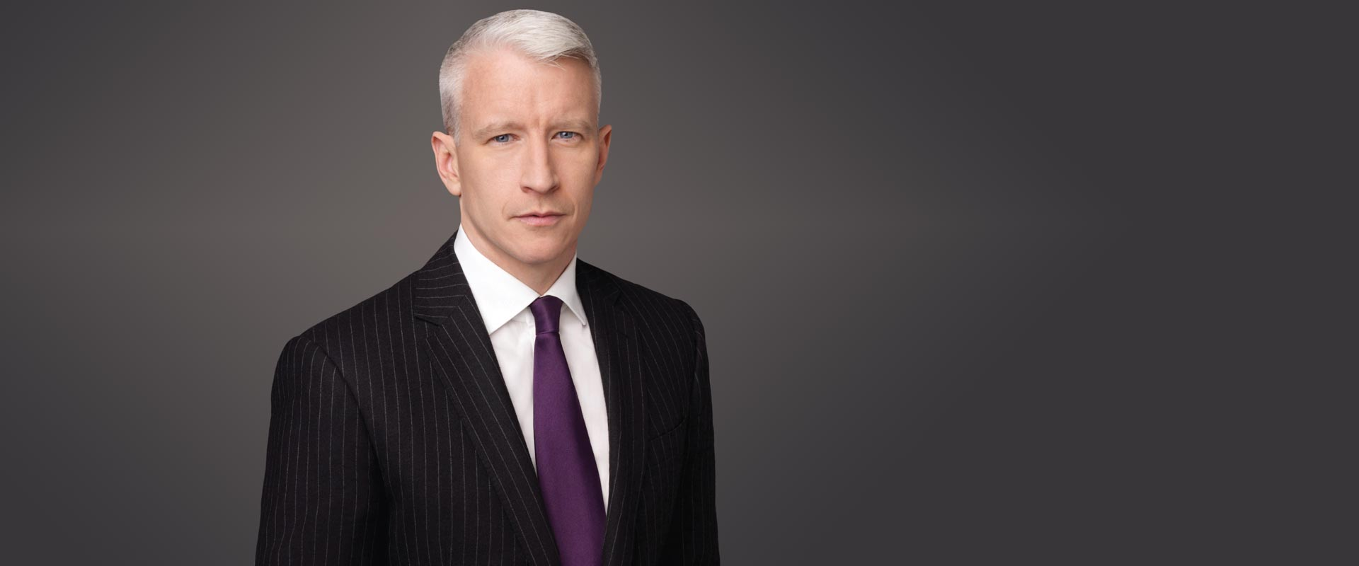 Anderson Cooper, Sept 15, 2019 at Centennial Concert Hall