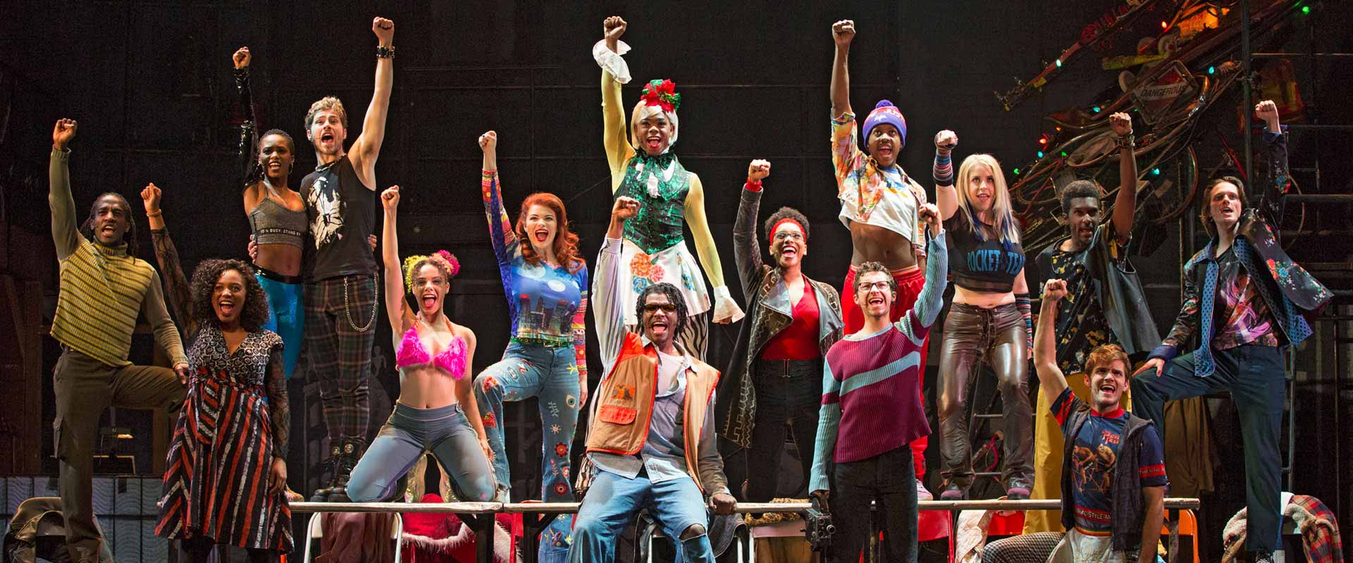 RENT 20th Anniversary Tour - Aug 24, 25, 2019 at Centennial Concert Hall